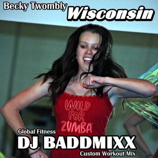 Becky 8Mins Of Sweat WarmUp 1. DJ Baddmixx