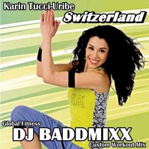 Karin N2U 12Min WarmUp 130Bpm DJ Baddmixx