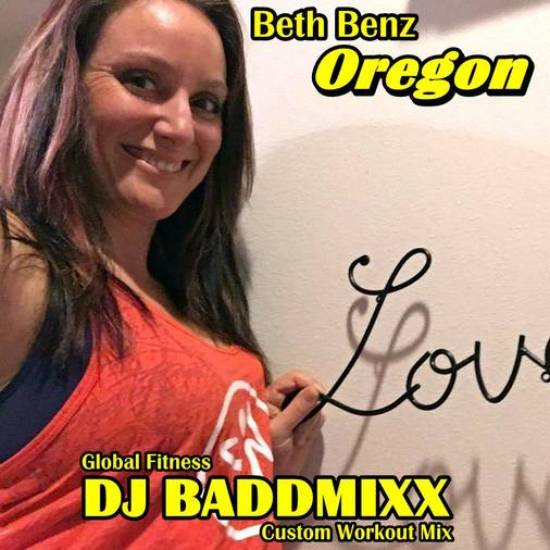 Beth BunUp This 8Min WarmUp 1. DJ Baddmixx