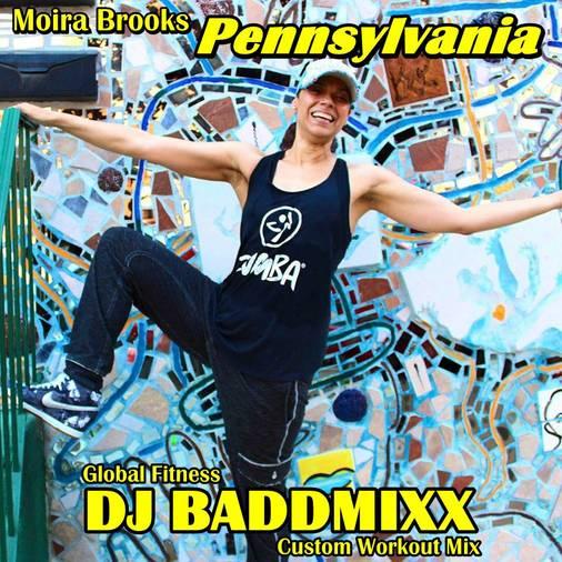Moira Has 5Mins To Celebrate . DJ Baddmixx