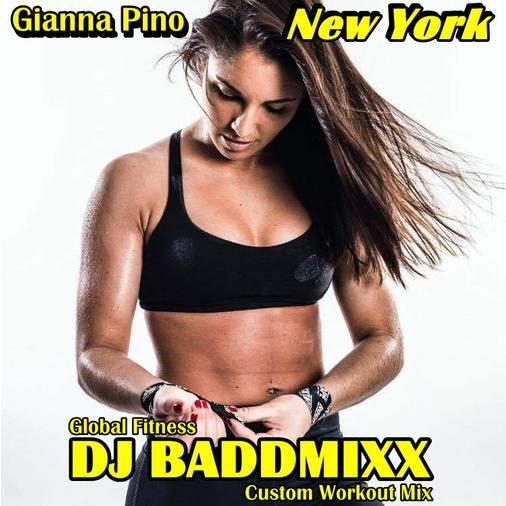 Gianna Is Epic 8Min WarmUp 13. DJ Baddmixx