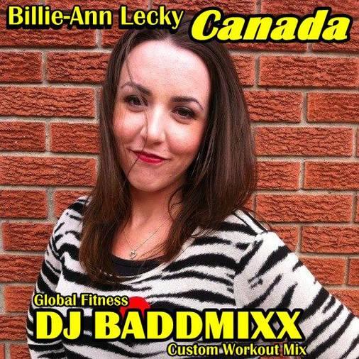 Billie-Ann's Bootyfull 8Min W. DJ Baddmixx