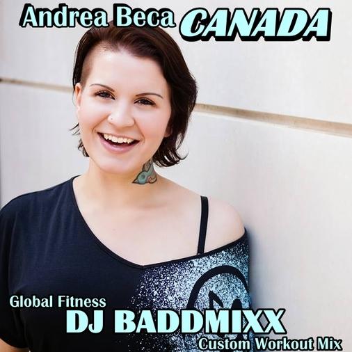 DJ Baddmixx - Andrea It's U 1. DJ Baddmixx