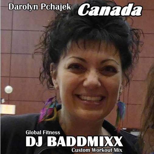Dar Takes Over A 5Min WarmUp . DJ Baddmixx