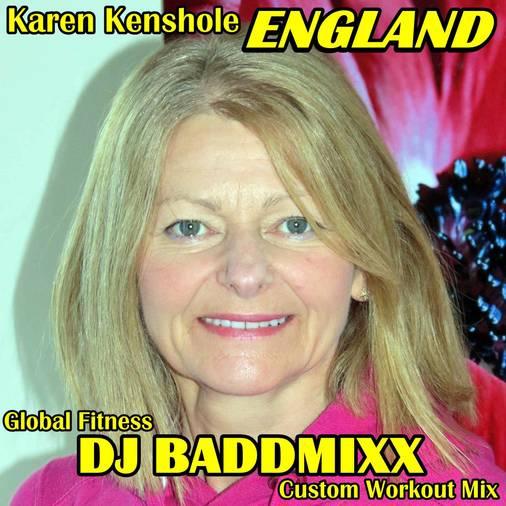 Karen Celebrates A 12Min Warm. DJ Baddmixx