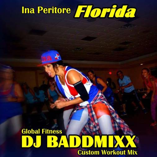 DJ Baddmixx Ina Let's Party 6Min WarmUp 1.