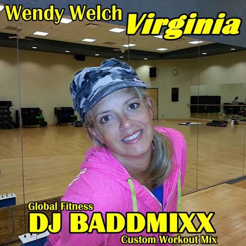 Wendy Get Low 8Min WarmUp 128. DJ Baddmixx