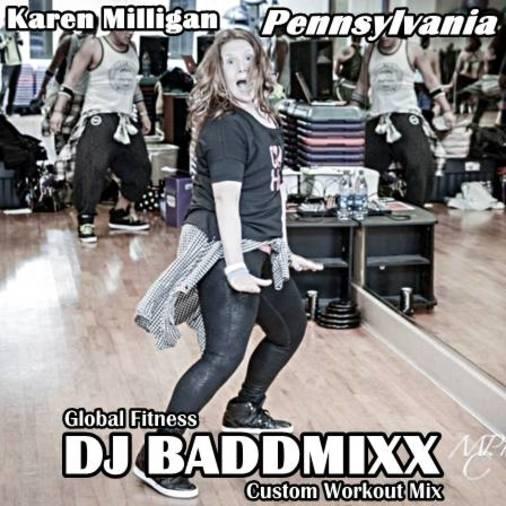 Karen Found Love 8Min WarmUp . DJ Baddmixx