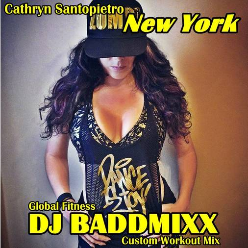 Cat Lights Up A 7Min WarmUp 1. DJ Baddmixx