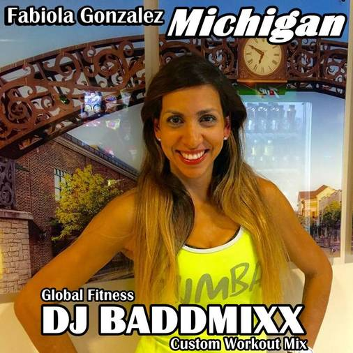 Fabiola Has 12Mins To WarmUp . DJ Baddmixx