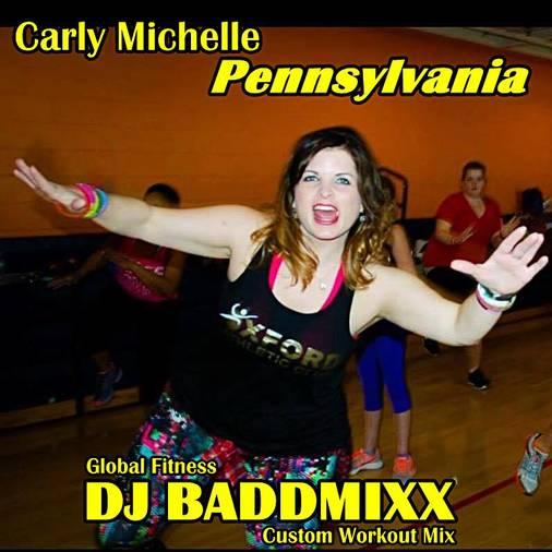 Carly Can't Stop 9Min WarmUp . DJ Baddmixx