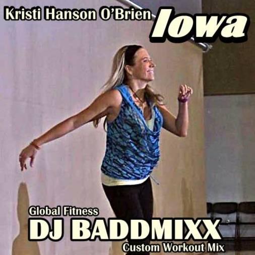 Kristi Work This 8Min WarmUp . DJ Baddmixx
