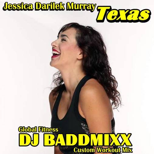 Jessica Forms A 8Min WarmUp . DJ Baddmixx