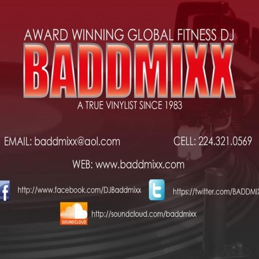 DJ Baddmixx - 9Min 128Bpm - W. DJ Baddmixx
