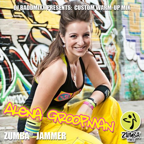 DJ Baddmixx - Alena's 12Min P. DJ Baddmixx