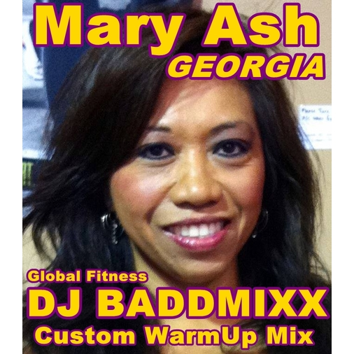 DJ Baddmixx - Mary Go Ahead G. DJ Baddmixx