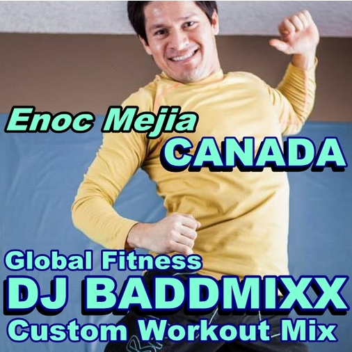 DJ Baddmixx - Enoc Don't Stop. DJ Baddmixx