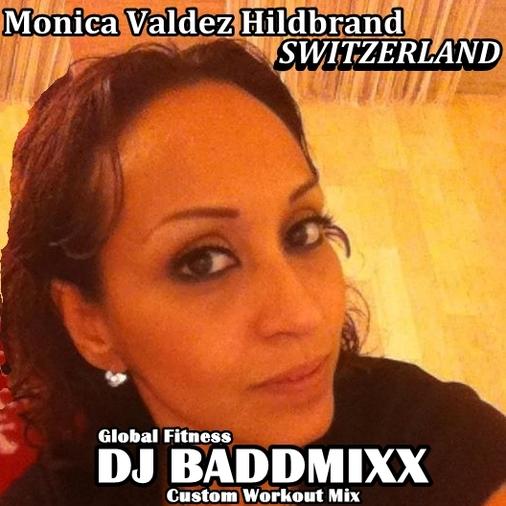 DJ Baddmixx DJ Baddmixx - Monica Is Happy.