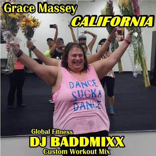 DJ Baddmixx - Grace Throw It . DJ Baddmixx