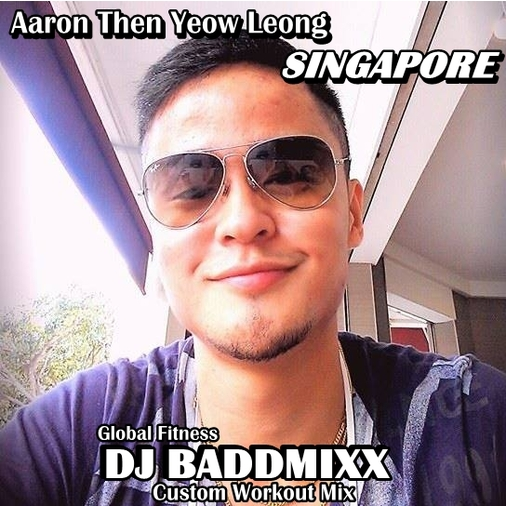 DJ Baddmixx - Aaron Found You. DJ Baddmixx