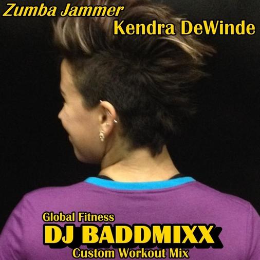 DJ Baddmixx - Kendra's Night . DJ Baddmixx