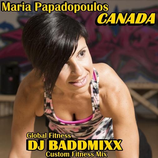 DJ Baddmixx - Maria's Latin P. DJ Baddmixx