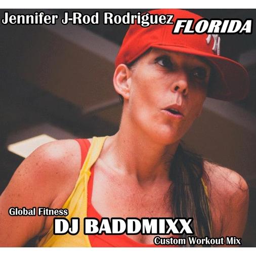 DJ Baddmixx DJ Baddmixx - J-Rod Move Arou.