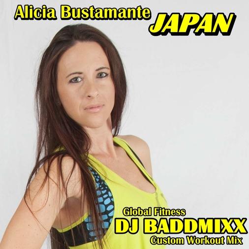 DJ Baddmixx - Alicia Gets Del. DJ Baddmixx
