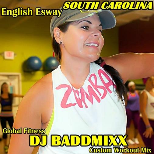 DJ Baddmixx - English Wanna H. DJ Baddmixx