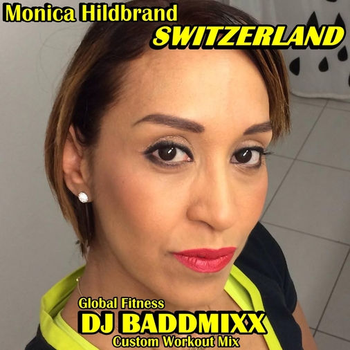 DJ Baddmixx - Monica Shake It. DJ Baddmixx