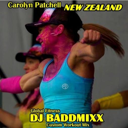 DJ Baddmixx - Carolyn Freaks . DJ Baddmixx