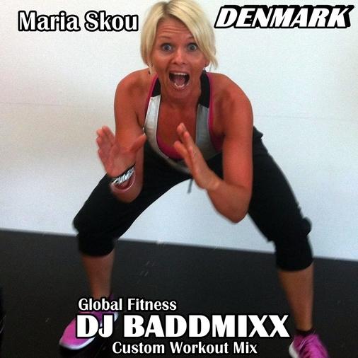 DJ Baddmixx - Maria Shake It . DJ Baddmixx