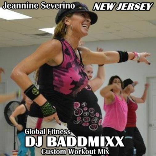 DJ Baddmixx - Jeannine Bang T. DJ Baddmixx