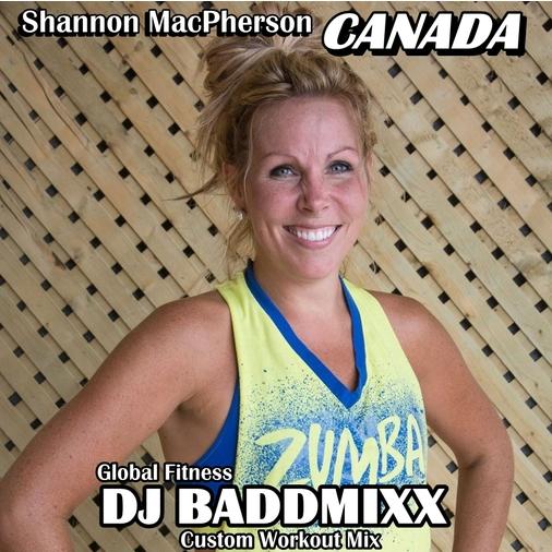 DJ Baddmixx - Shannon It's Tr. DJ Baddmixx