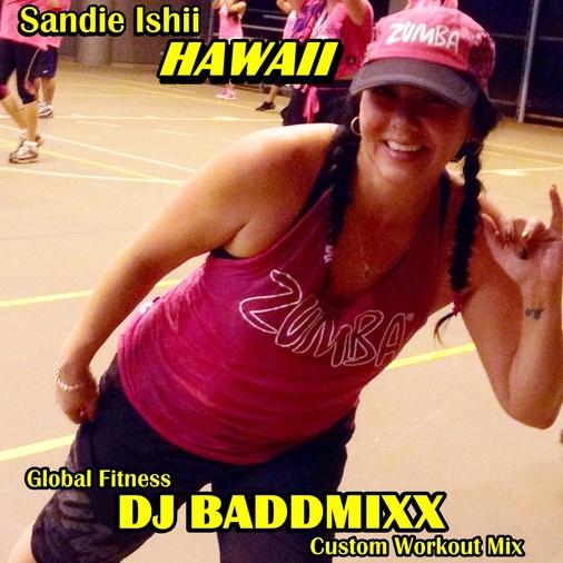 DJ Baddmixx - Sandie All Abou. DJ Baddmixx