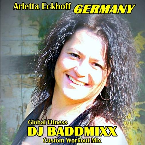 DJ Baddmixx - Arletta Will Ro. DJ Baddmixx