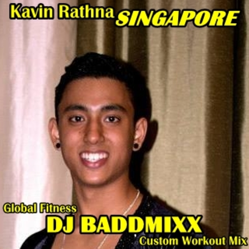 DJ Baddmixx - Kavin Is To Bla. DJ Baddmixx