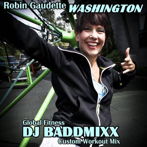 DJ Baddmixx - Robin Live It U. DJ Baddmixx
