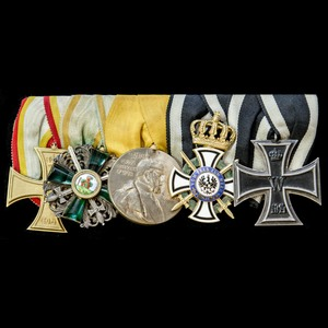 London Medal Company - A superb Imperial Germany State's of ...