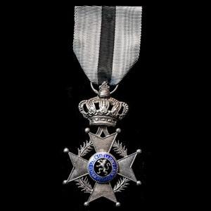 London Medal Company - Belgium: Order of Leopold II, Knight'...