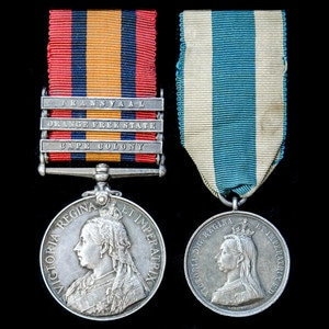 London Medal Company - A fine South Africa Boer War and Jubi...