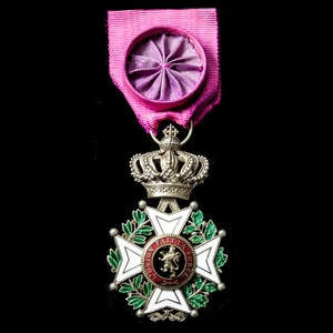 London Medal Company - Belgium: Order of Leopold 1st, Office...