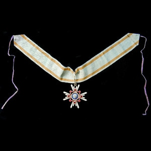 London Medal Company - Japan - Order of the Sacred Treasure,...