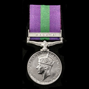 London Medal Company - A General Service Medal 1918-1962, GV...