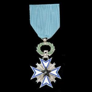 London Medal Company - France – Benin Colony: Order of the B...
