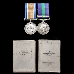 London Medal Company - A Great War Western Front and Mesopot...