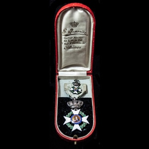 London Medal Company - Greece - Kingdom of: Order of the Red...
