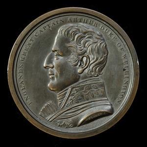London Medal Company - Victories of the Peninsula War 1815 B...