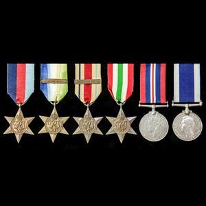 London Medal Company - A very fine Second World War Mediterr...