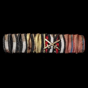 London Medal Company - Germany – Imperial: Ribbon bar for a ...